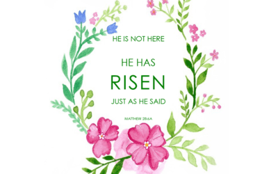 Happy Easter, Friends!